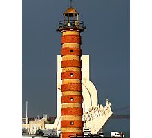 old lighthouse Photographic Print