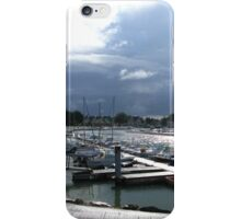 Harbour Life - Juno, Normandy Coast iPhone Case/Skin