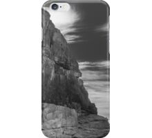 Cliff Face From The Tasman Sea (Freycinet National Park) iPhone Case/Skin