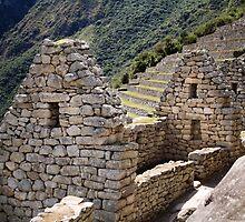 Machu Picchu 3 by Ben Ryan