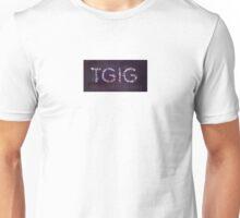 TGiG Purple Fusion Unisex T-Shirt