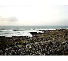 Irish Coast  Photographic Print
