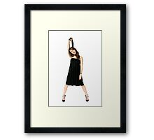 Monday? Framed Print