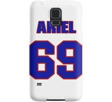 National football player Ariel Solomon jersey 69 Samsung Galaxy Case/Skin