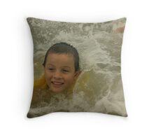 The Joy Of Living Throw Pillow