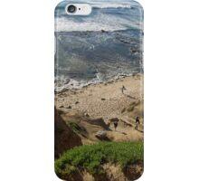 california cliffs iPhone Case/Skin