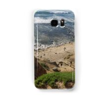 california cliffs Samsung Galaxy Case/Skin