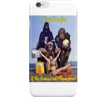 PRINCESS GANG BANG iPhone Case/Skin