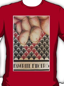 Favorite Fingers T-Shirt
