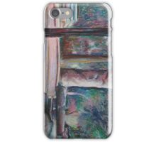 pratt campus in pastels iPhone Case/Skin