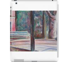 pratt campus in pastels iPad Case/Skin