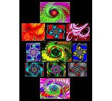 Fractal Art Print Photographic Print