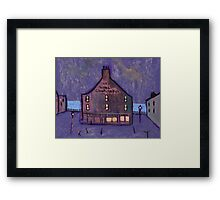 The Co-operative Framed Print