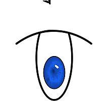 Eye Guy by Nicosdoodles