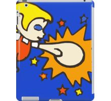 Amazing Alex Kidd punch! iPad Case/Skin