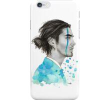 Man Bun Tears iPhone Case/Skin