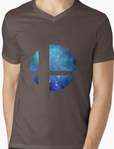 Super Smash Brothers Mens V-Neck T-Shirt