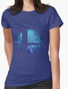 Super Smash Brothers Womens Fitted T-Shirt