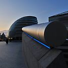 Sunrise at the London assembly by Lea Valley Photographic