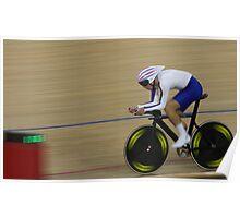 The velodrome Poster