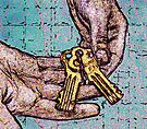 The Keys to Alkatraz -Lock Down by Patricia Anne McCarty-Tamayo