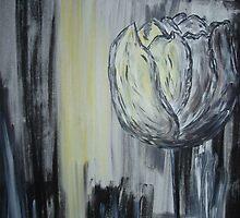 Black Tulip by ArtGenovee