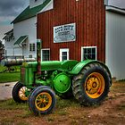 Model D John Deere by PFrogg