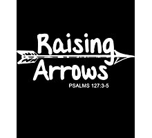 Raising Arrows Photographic Print