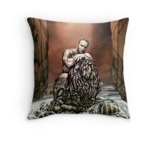 Erik Gabriel Fromm A Gift Throw Pillow