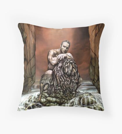 Erik Gabriel Fromm A Gift Throw Pillow