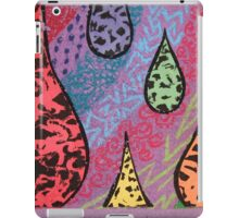 purple texture iPad Case/Skin