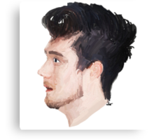Dan Smith of Bastille - Digital Oil Painting Canvas Print
