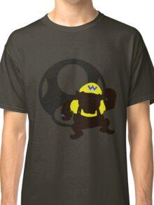Wario (Mario) - Sunset Shores Classic T-Shirt