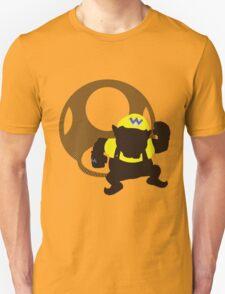 Wario (Mario) - Sunset Shores Unisex T-Shirt