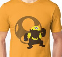 Wario (Mario) - Sunset Shores Unisex T-Shirt