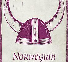 Norwegian Nectar Tea by monica maher