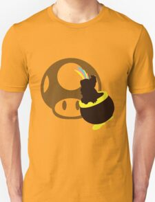 Lemmy (Mario) - Sunset Shores T-Shirt