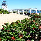 #511     Brant Point Lighthouse by MyInnereyeMike