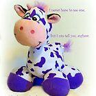 Purple Cow by Susan S. Kline