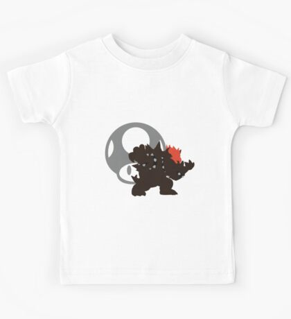 Bowser (Mario) - Sunset Shores Kids Tee