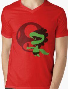 Petey Piranha - Sunset Shores Mens V-Neck T-Shirt