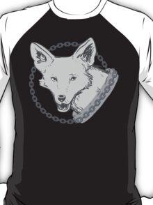Chain of dogs sigil (Malazan empire fanart) greyscale T-Shirt