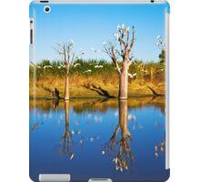 Derby Wetlands' Cockies iPad Case/Skin