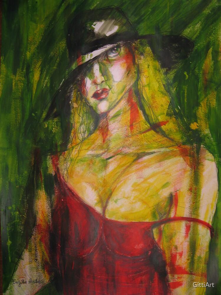 BLACK HAT by GittiArt