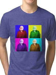 John Quincy Adams Pop Art Tri-blend T-Shirt