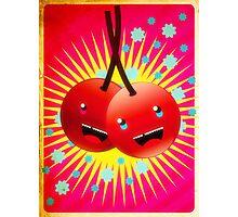 Cherry Bombs Photographic Print
