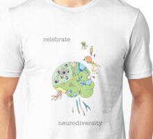 Celebrate Neurodiversity Poster T-Shirt