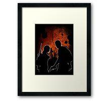 Stealth Survivors. Framed Print
