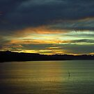 Solomon Islands Sunset by Kristin Nichole Hamm