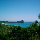 Punta Catedral, National Park Manuel Antonio Costa Rica by Guy Tschiderer